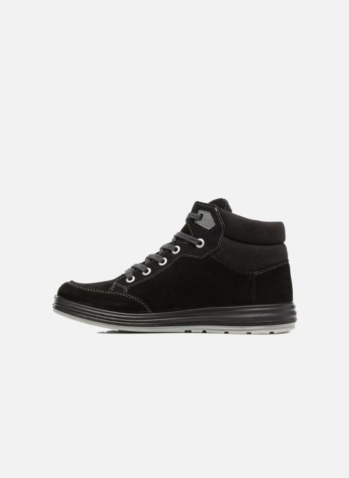 Trainers Ricosta Bajo Black front view