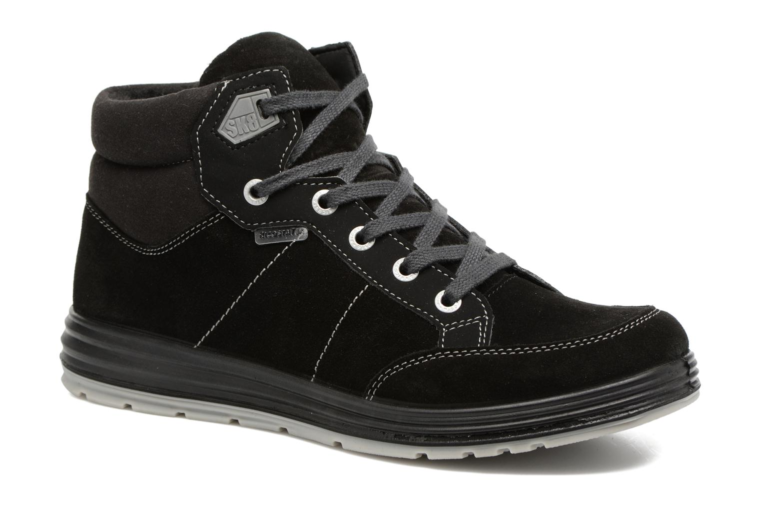 Trainers Ricosta Bajo Black detailed view/ Pair view