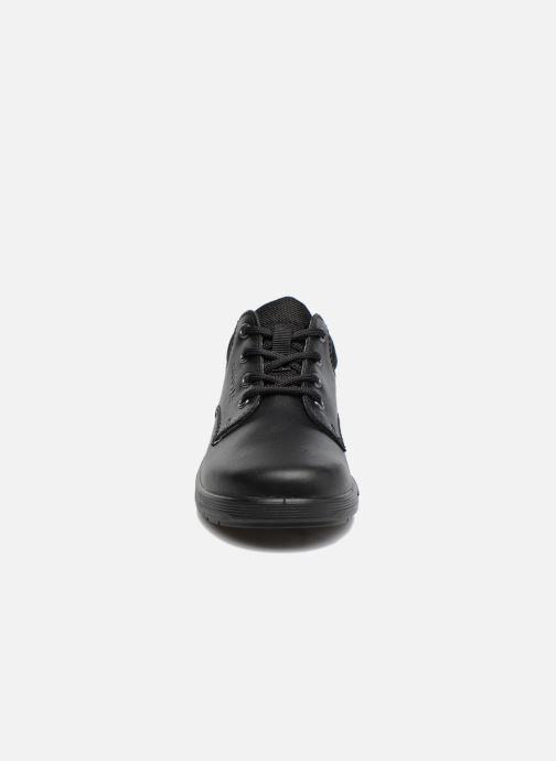 Zapatos con cordones Ricosta Harry Negro vista del modelo