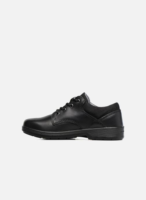 Zapatos con cordones Ricosta Harry Negro vista de frente