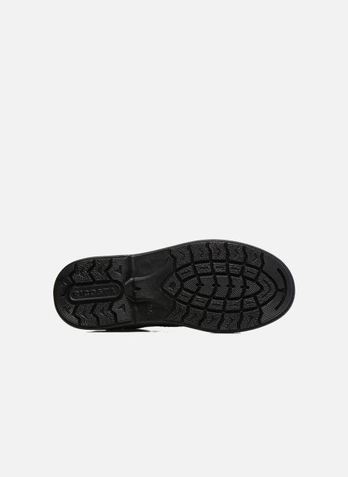 Zapatos con cordones Ricosta Harry Negro vista de arriba