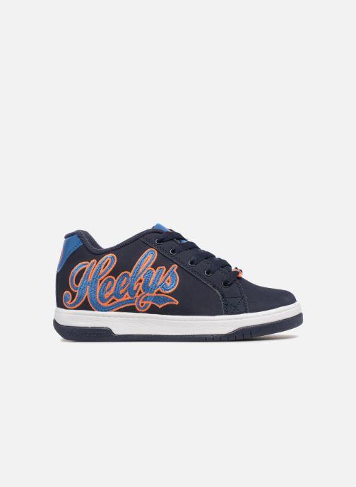 Baskets Heelys Split Bleu vue derrière