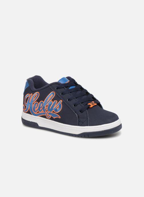 Baskets Heelys Split Bleu vue détail/paire
