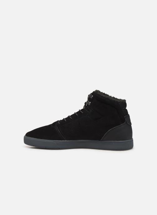 Deportivas DC Shoes Crisis High WNT M Negro vista de frente