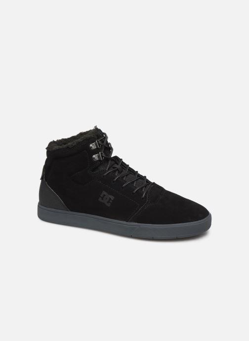 Baskets DC Shoes Crisis High WNT M Noir vue détail/paire
