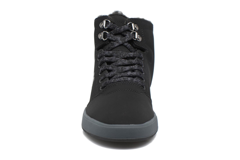 Baskets DC Shoes Crisis High WNT M Noir vue portées chaussures