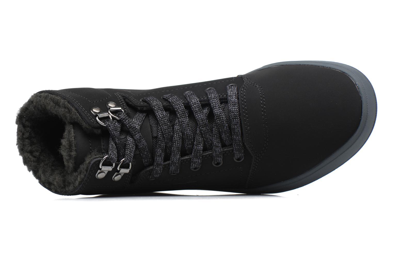 Baskets DC Shoes Crisis High WNT M Noir vue gauche