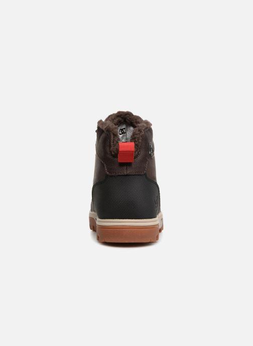 332422 Chez Chaussures Lacets À Woodland marron Dc Shoes Sarenza ApSagg