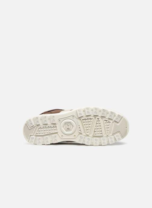 Chaussures à lacets DC Shoes Woodland Marron vue haut