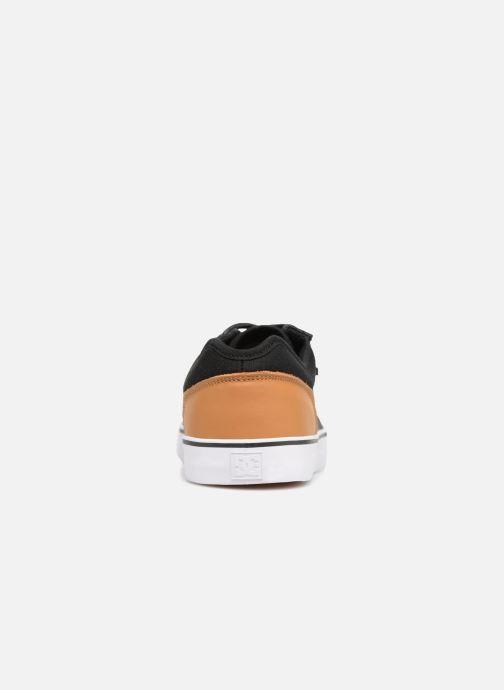 Deportivas DC Shoes Tonik SE M Negro vista lateral derecha