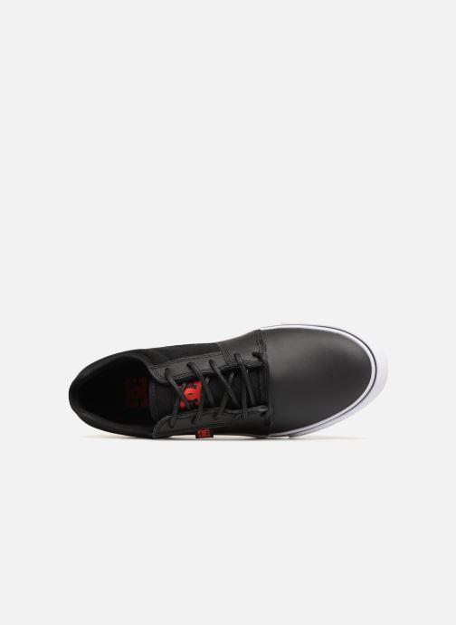 Deportivas DC Shoes Tonik SE M Negro vista lateral izquierda