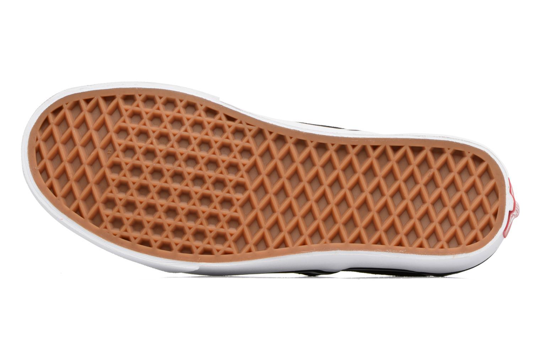 Sneakers Vans Classic Slip-On W x Peanuts Zwart boven