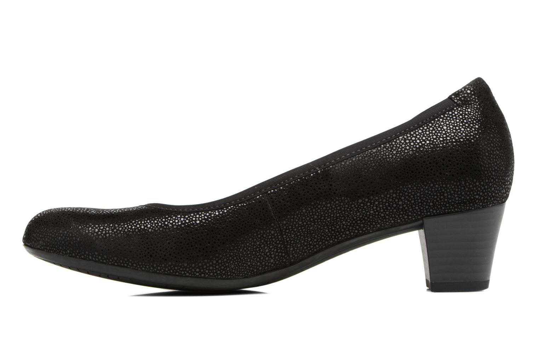 Zapatos de tacón Gabor Mila Negro vista de frente
