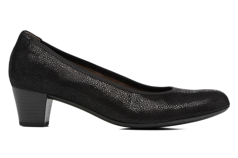 Zapatos de tacón Gabor Mila Negro vistra trasera