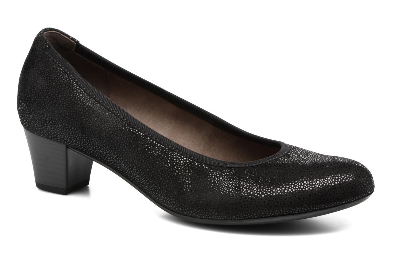 Zapatos de tacón Gabor Mila Negro vista de detalle / par