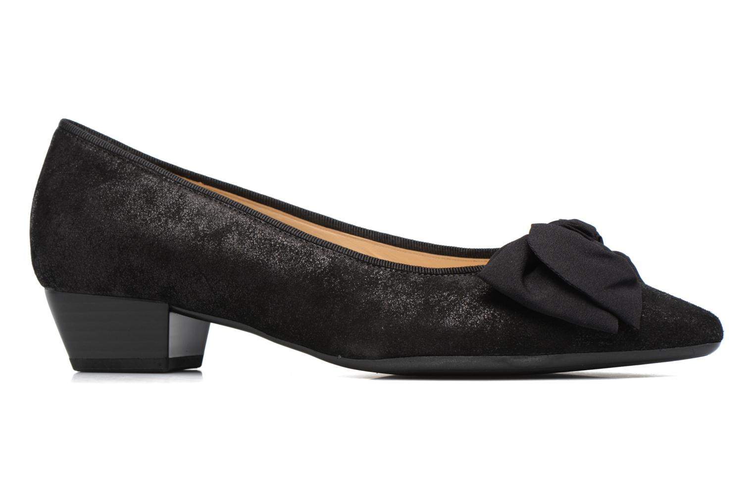 Ballet pumps Gabor Mayana Black back view
