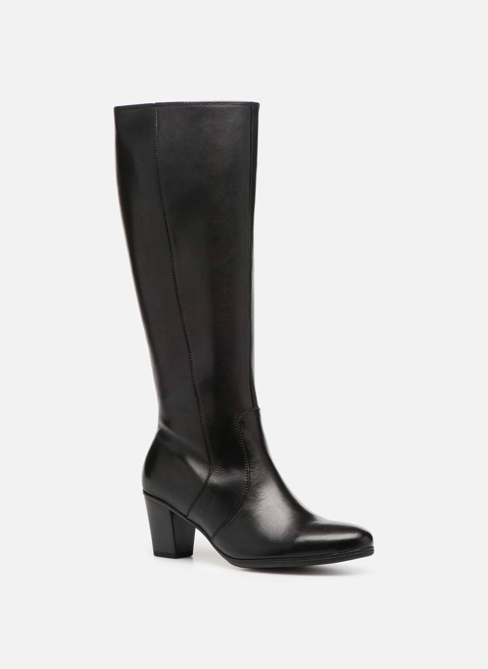 Boots & wellies Gabor Amely Black detailed view/ Pair view