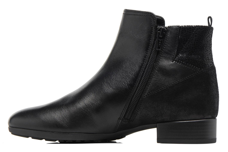 Bottines et boots Gabor Luisa Noir vue face