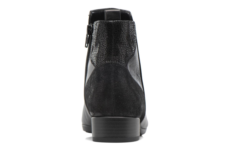Bottines et boots Gabor Luisa Noir vue droite
