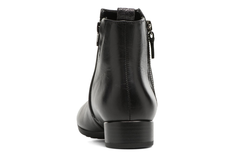 Bottines et boots Gabor Paola Noir vue droite