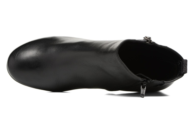 Bottines et boots Gabor Paola Noir vue gauche