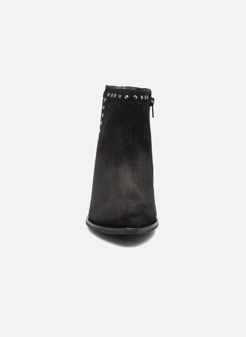 Stiefeletten & Boots Gabor Josefine schwarz schuhe getragen