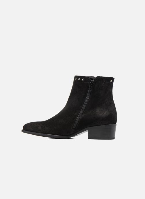 Boots en enkellaarsjes Gabor Josefine Zwart voorkant