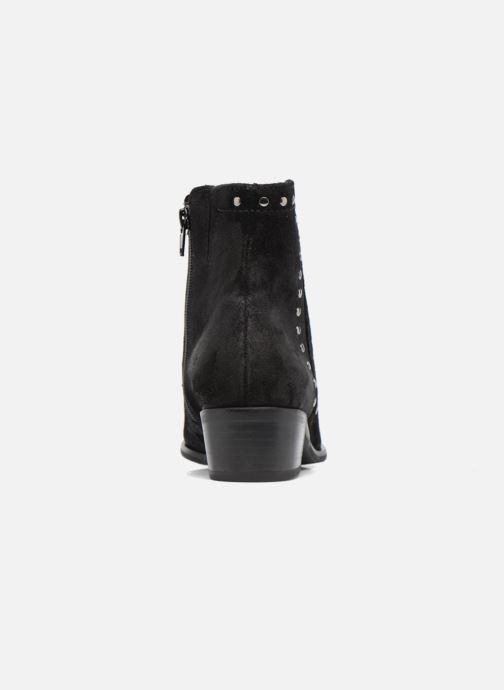 Bottines et boots Gabor Josefine Noir vue droite