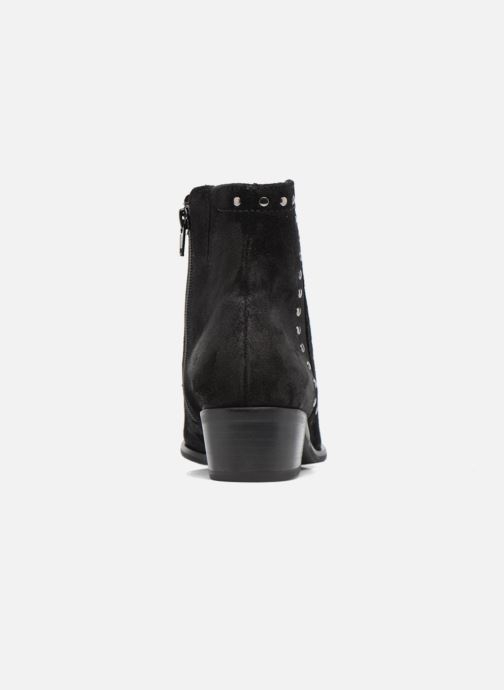 Ankle boots Gabor Josefine Black view from the right
