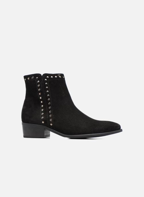 Boots en enkellaarsjes Gabor Josefine Zwart achterkant