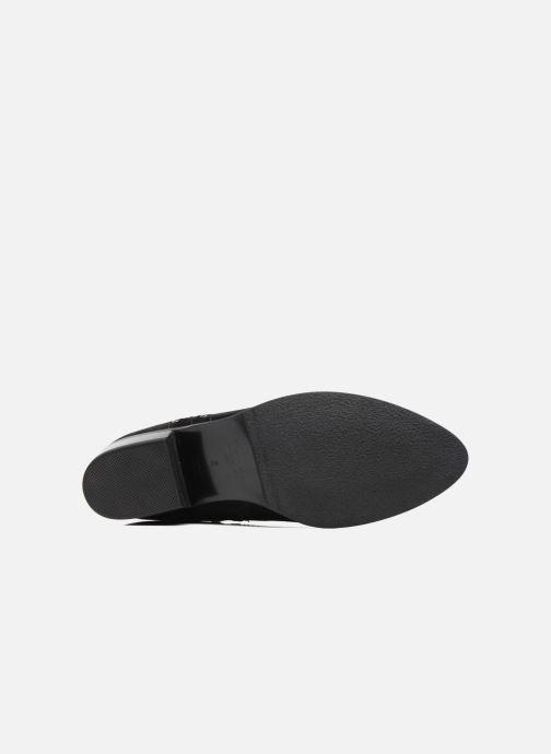 Bottines et boots Gabor Josefine Noir vue haut