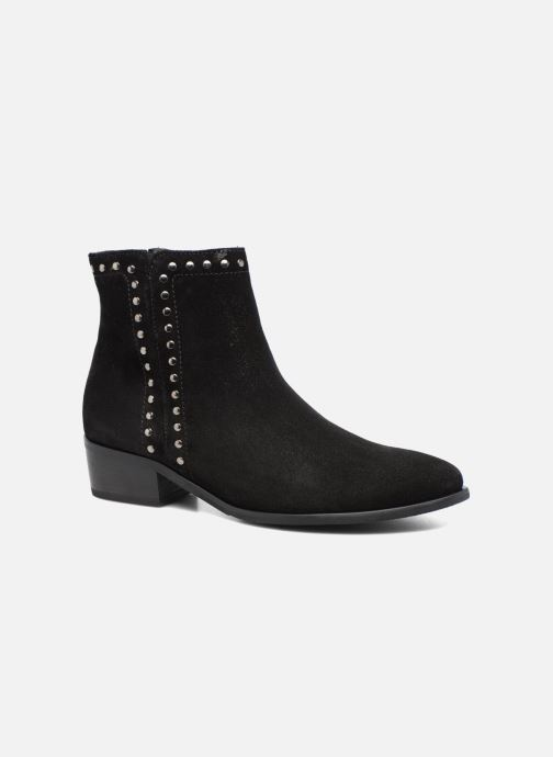 Ankle boots Gabor Josefine Black detailed view/ Pair view