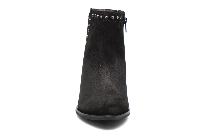 Bottines et boots Gabor Josefine Noir vue portées chaussures
