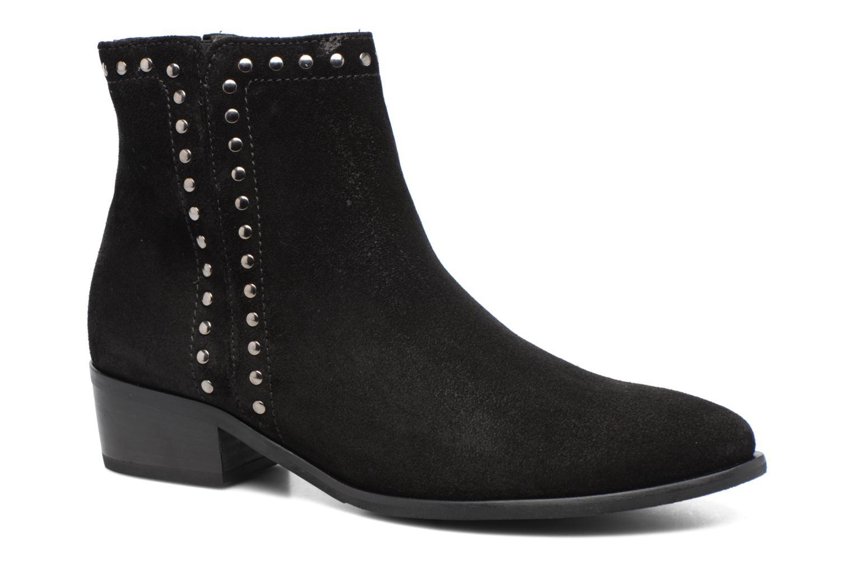 Bottines et boots Gabor Josefine Noir vue détail/paire