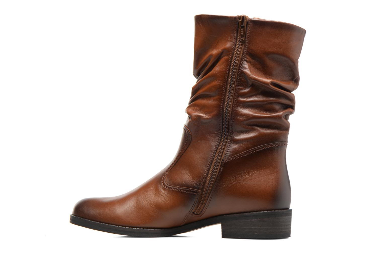 Boots & wellies Gabor Kiara Brown front view