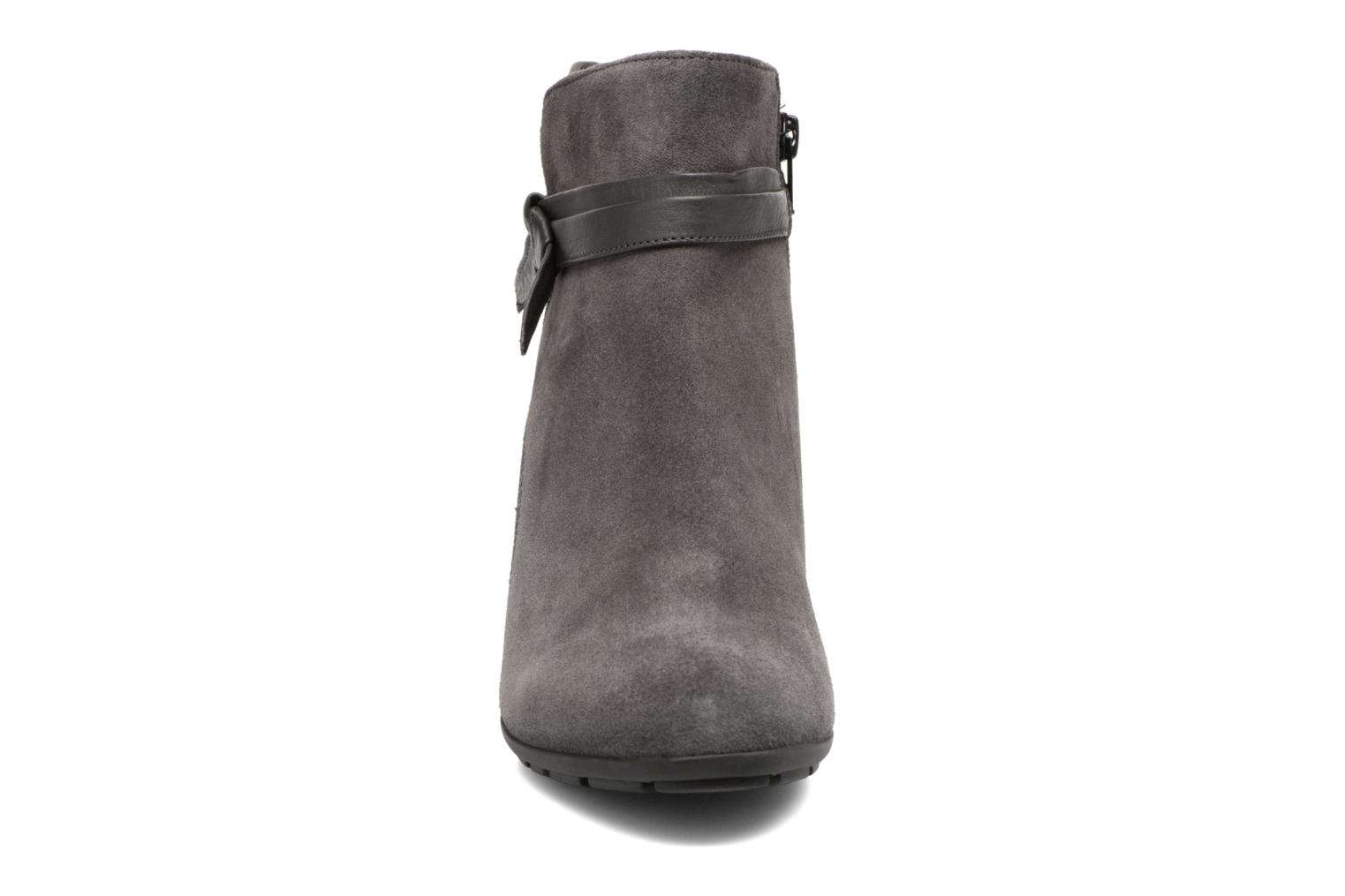 Ankle boots Gabor Anika Grey model view