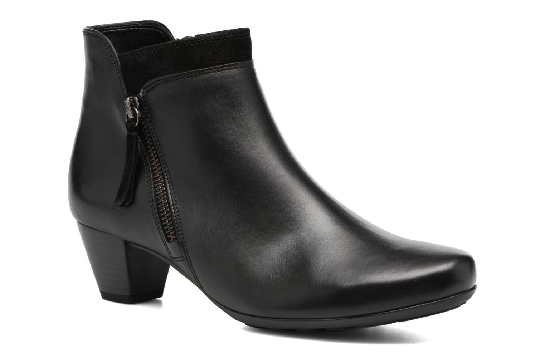 Bottines et boots Gabor Jule Noir vue détail/paire