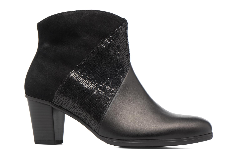 Bottines et boots Gabor Piana Noir vue derrière