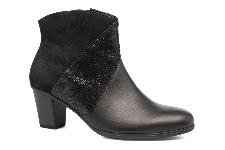 Bottines et boots Gabor Piana Noir vue détail/paire