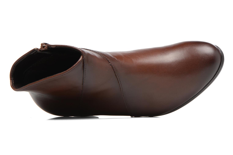 Bottines et boots Gabor Piana Marron vue gauche