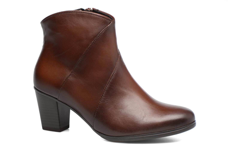 Bottines et boots Gabor Piana Marron vue détail/paire