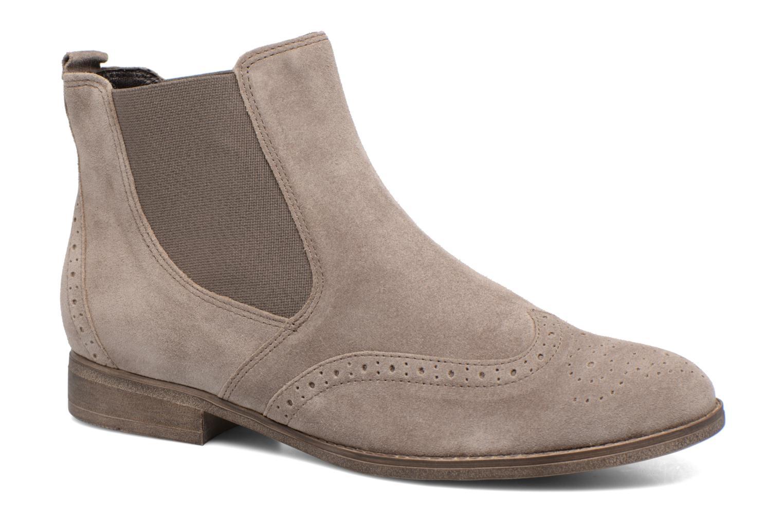 Bottines et boots Gabor Emilia Beige vue détail/paire