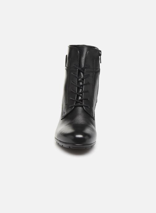 Bottines et boots Gabor Fiona Noir vue portées chaussures