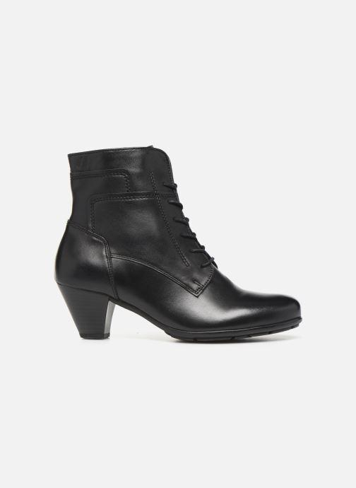 Bottines et boots Gabor Fiona Noir vue derrière