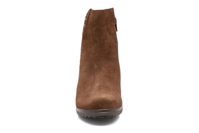 Stiefeletten & Boots Gabor Antonia braun schuhe getragen