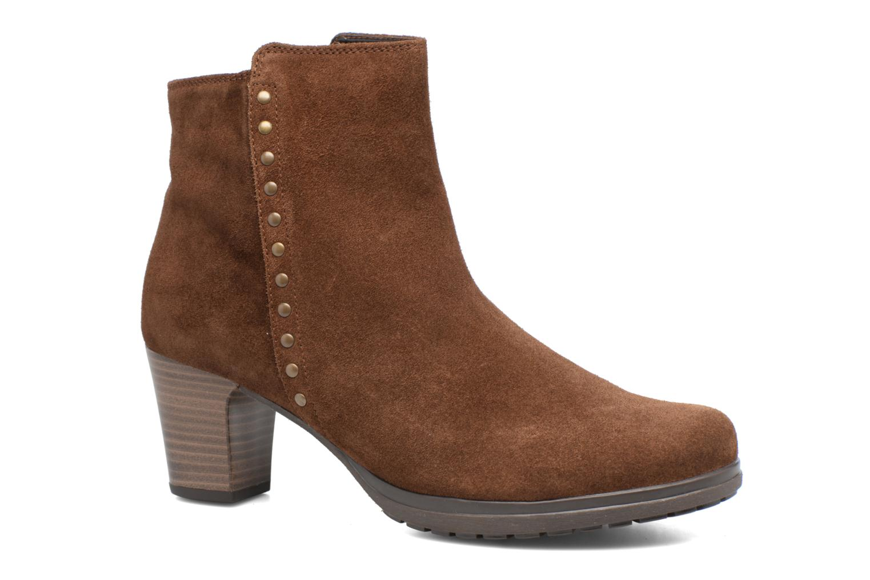 Stiefeletten & Boots Gabor Antonia braun detaillierte ansicht/modell