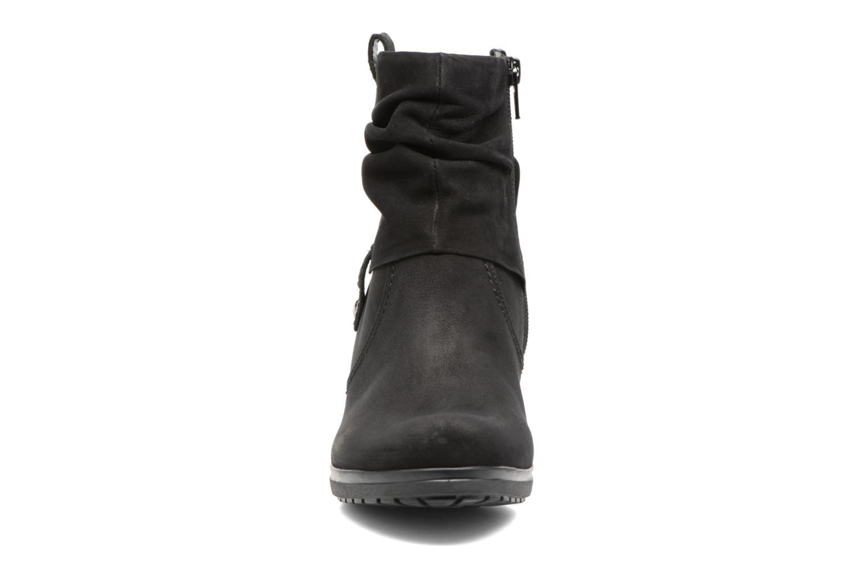 Bottines et boots Gabor Celina Noir vue portées chaussures