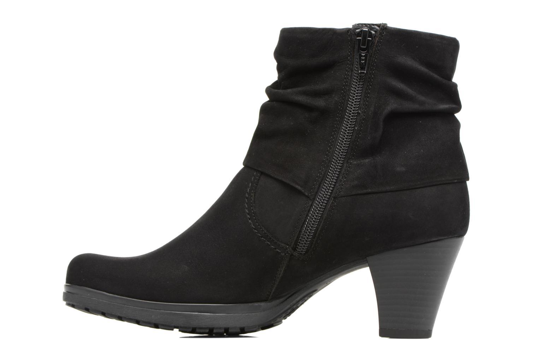 Bottines et boots Gabor Celina Noir vue face