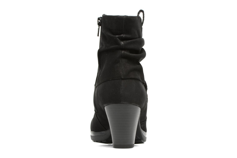 Bottines et boots Gabor Celina Noir vue droite