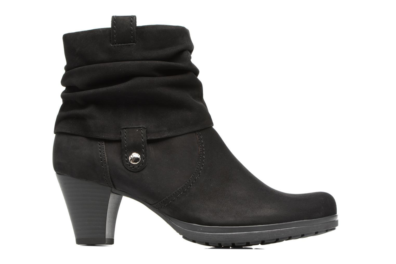 Bottines et boots Gabor Celina Noir vue derrière